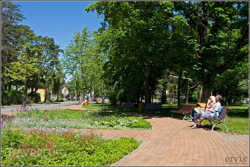 Курорт Паланга / Фото из Литвы