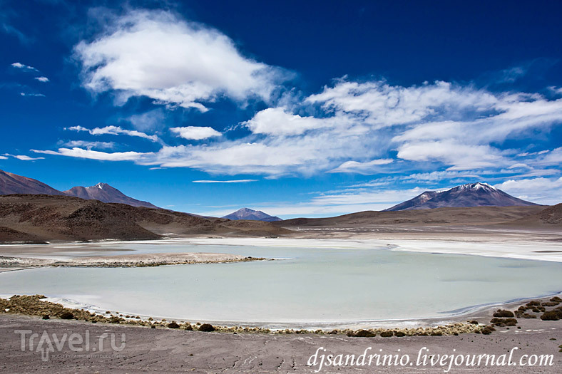Laguna Honda (Лагуна Хонда), Бразилия / Фото из Боливии