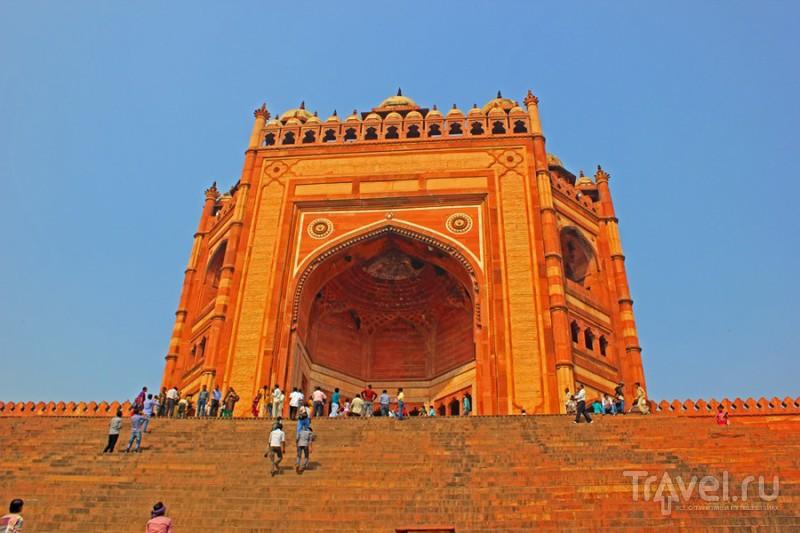 Мечеть Джама-Масджид, Индия / Фото из Индии