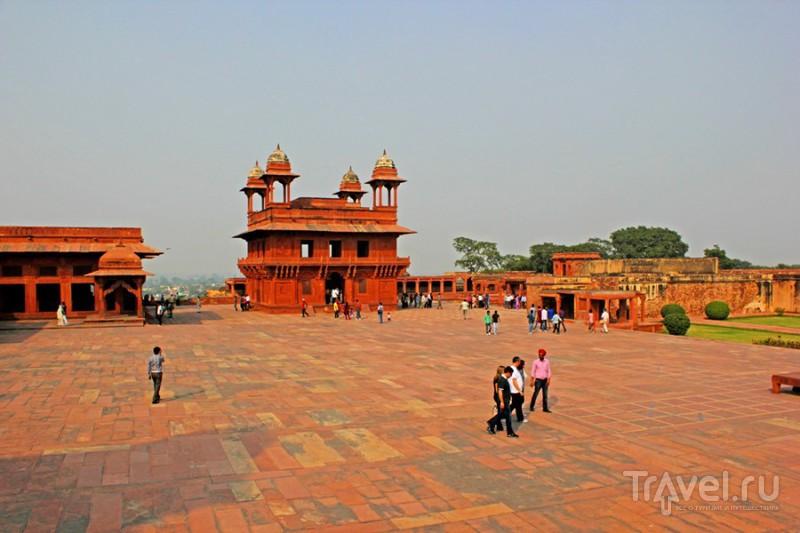 Индия. Фатепур-Сикри / Фото из Индии