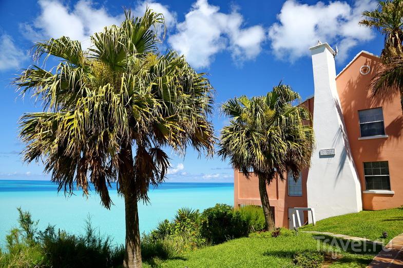 Отель Pompano Beach Club на Бермудах / Фото с Бермудских островов