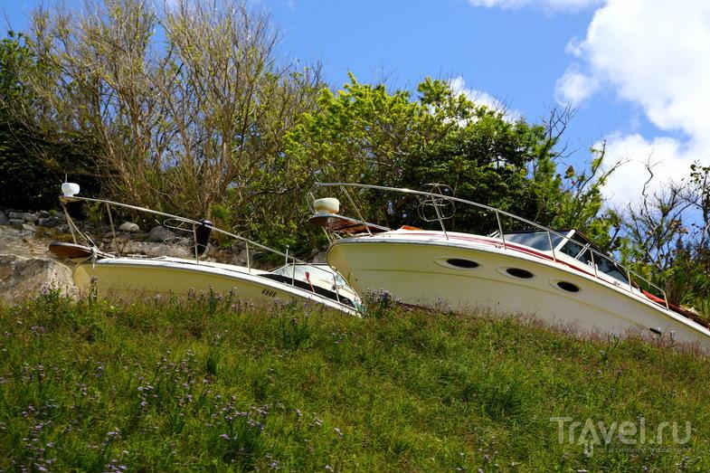 В городе Сент-Джордж, Бермудские острова / Фото с Бермудских островов