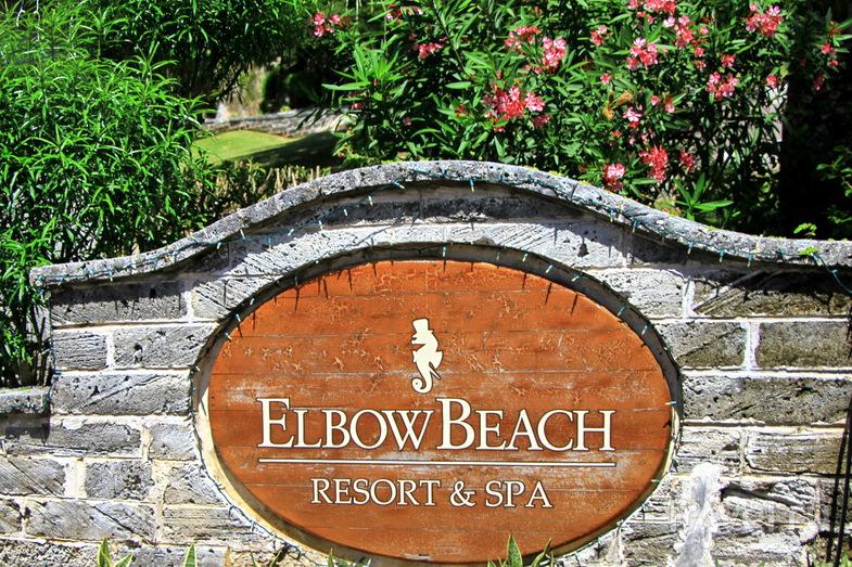 Отель Elbow Beach в Сент-Джордже, Бермудские острова / Фото с Бермудских островов