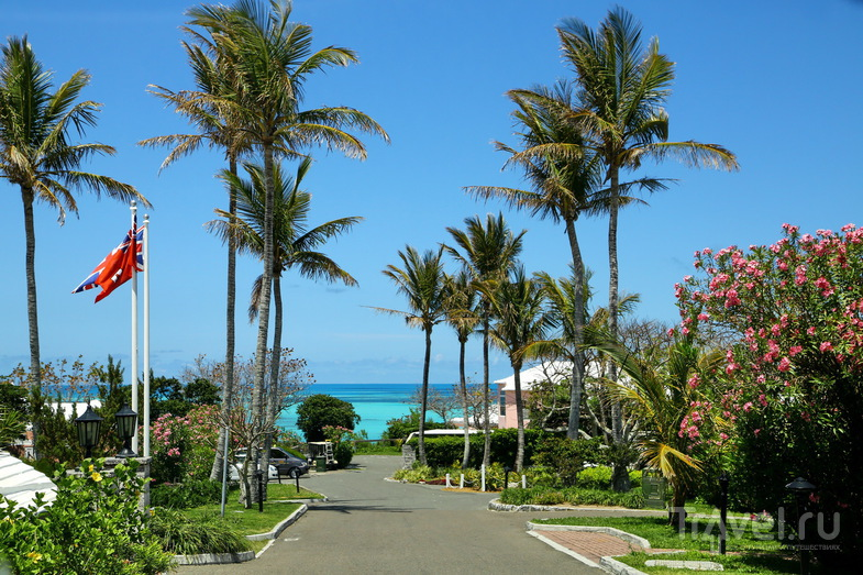"""""""Какие Бермуды! Какие треугольники!..."""" / Фото с Бермудских островов"""