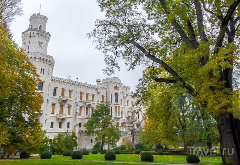 Глубока-над-Влтавой / Фото из Чехии