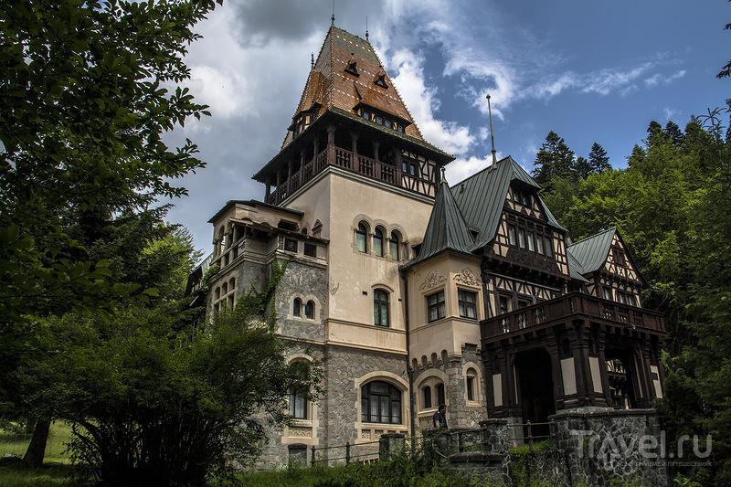 Замок Пелишор, Румыния / Фото из Румынии