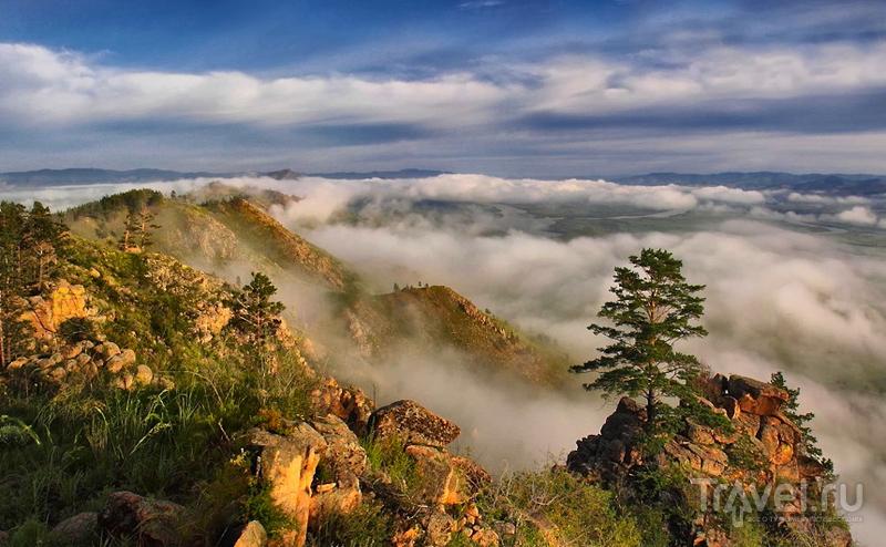 Тункинская долина. Дорога Чингисхана / Фото из России