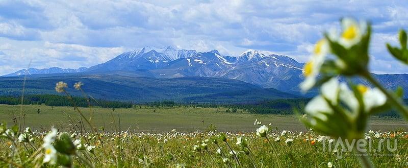 Гора Мунку-Сардык  / Фото из России