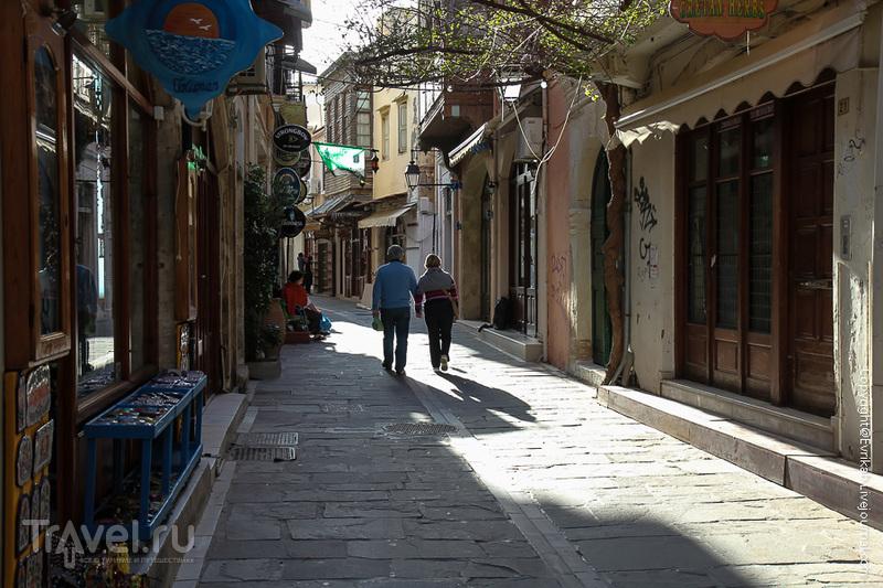 Ретимнон - венецианско-турецкая экзотика Крита / Фото из Греции