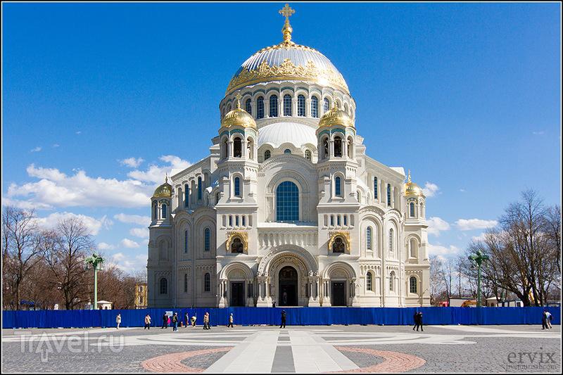 В городе Кронштадт, Россия / Фото из России
