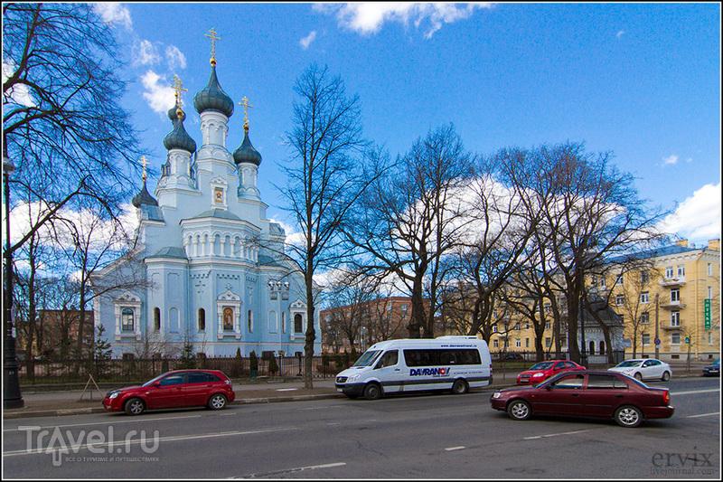Собор Владимирской иконы Божьей матери в Кронштадте, Россия / Фото из России