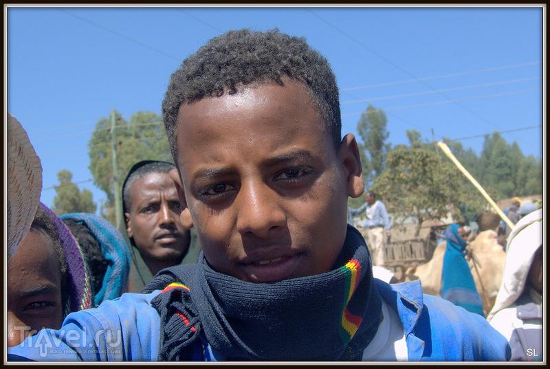 Дорога в Аддис / Фото из Эфиопии