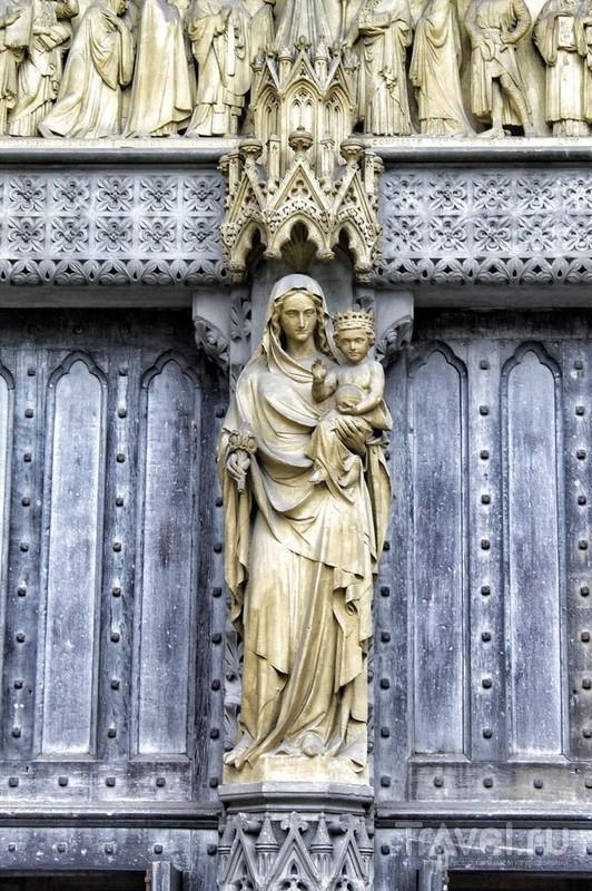 Вестминстерское аббатство и Уайтхолл / Фото из Великобритании