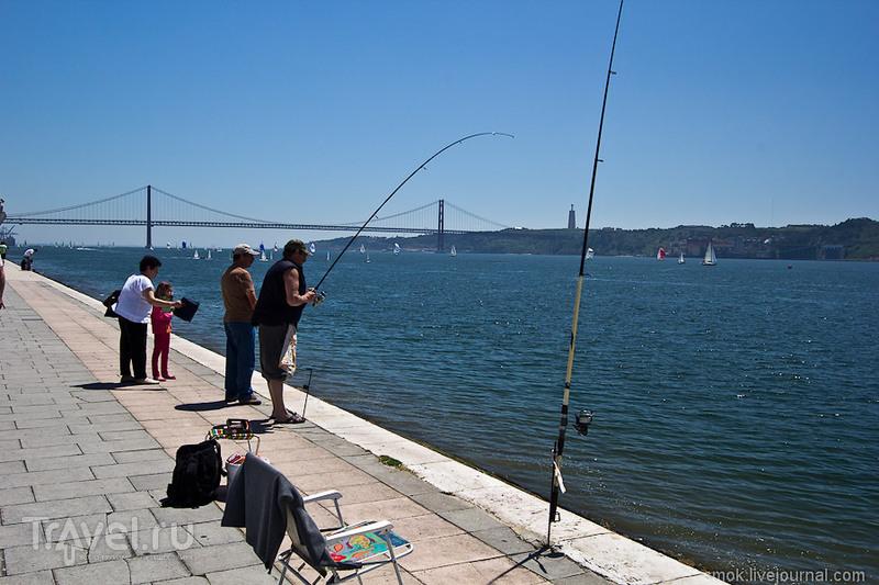 Лиссабон, невнятные прогулки / Фото из Португалии