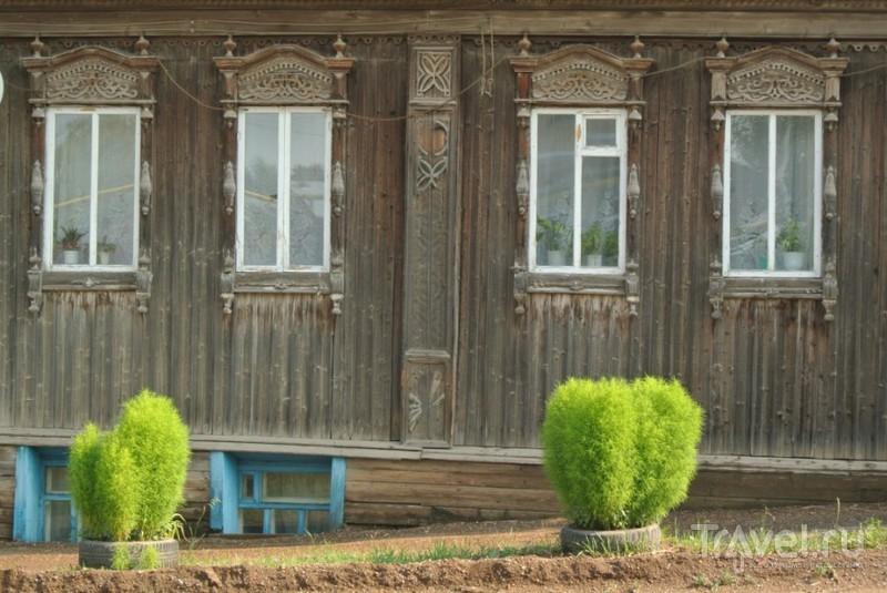 Домики Бирска / Россия