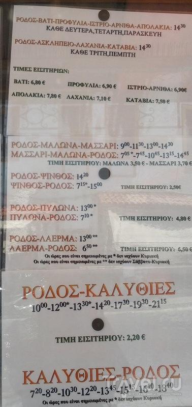 Греция, о.Родос (район Ялисос-Иксия) / Греция