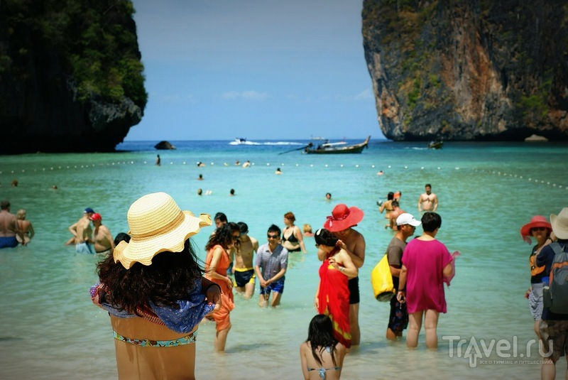 Тот самый Остров, который The Beach / Таиланд