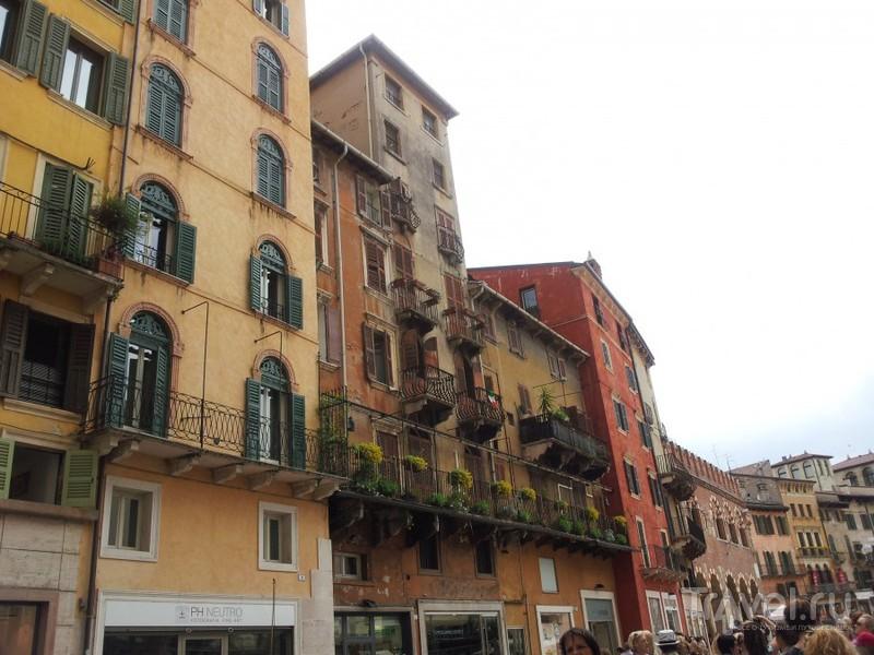 За что можно полюбить Верону / Фото из Италии