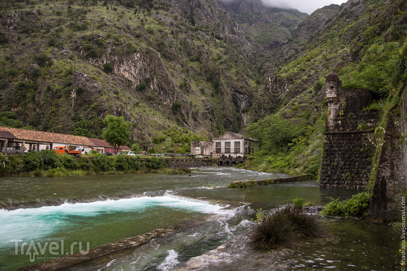 Твердыня Котор / Фото из Черногории