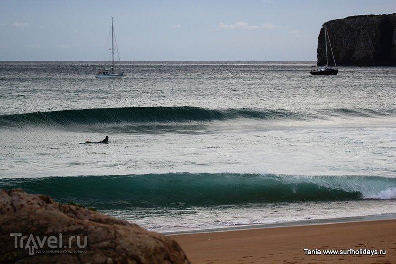 Сагреш, спот Марета, Португалия / Фото из Португалии