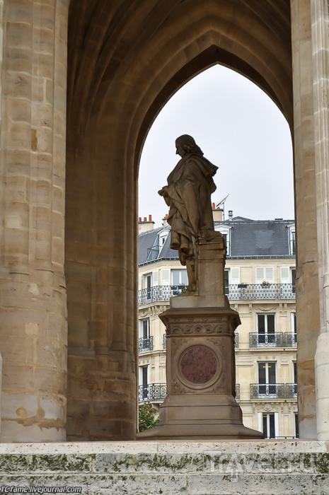 Париж. Башня Сен-Жак / Фото из Франции