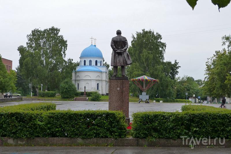В городе Приозерск, Россия / Фото из России