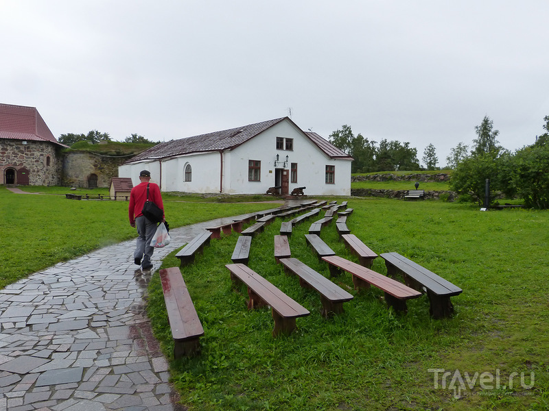 Старая крепость (Корела) в Приозерске, Россия / Фото из России