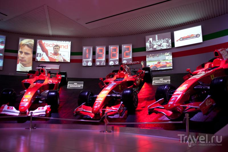 Тест-драйв Ferrari Italia в Маранелло / Италия
