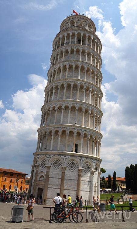 Пиза - так себе... / Фото из Италии