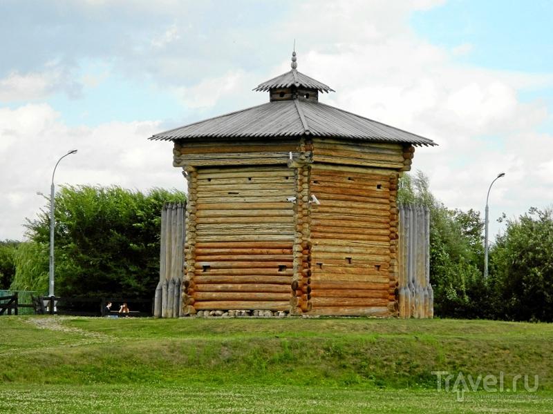 Башня Братского острога в усадьбе Коломенское в Москве, Россия / Фото из России