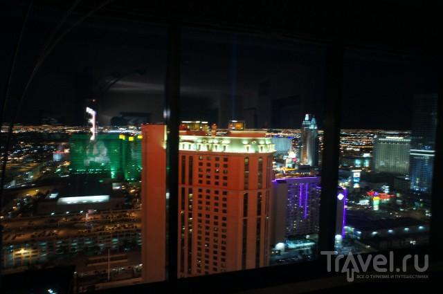 Лос-Анджелес, Лас-Вегас и города призраки / США