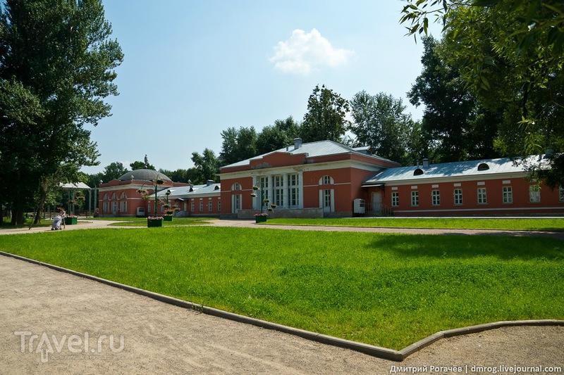 Москва. Воронцовский парк / Фото из России