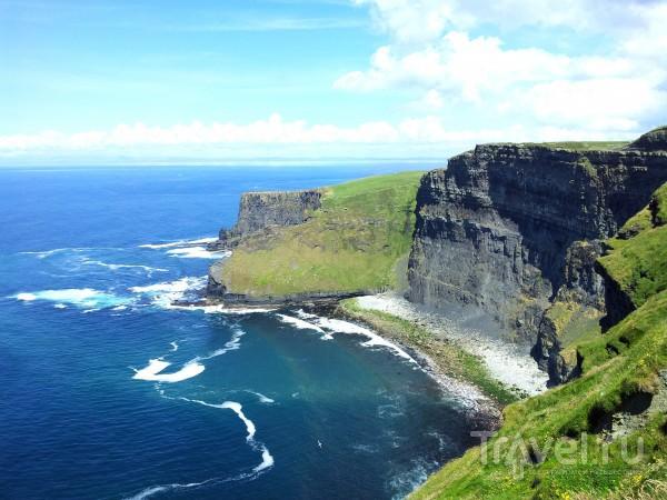 Ирландия. Утёсы Мохер / Ирландия