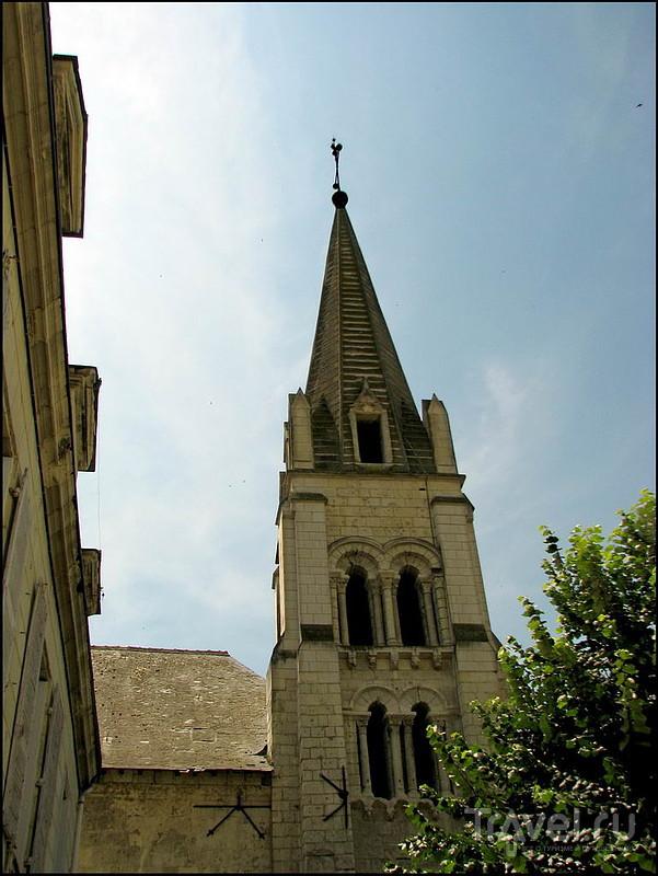 Шинон (Chinon). Регион Центр. Франция / Фото из Франции