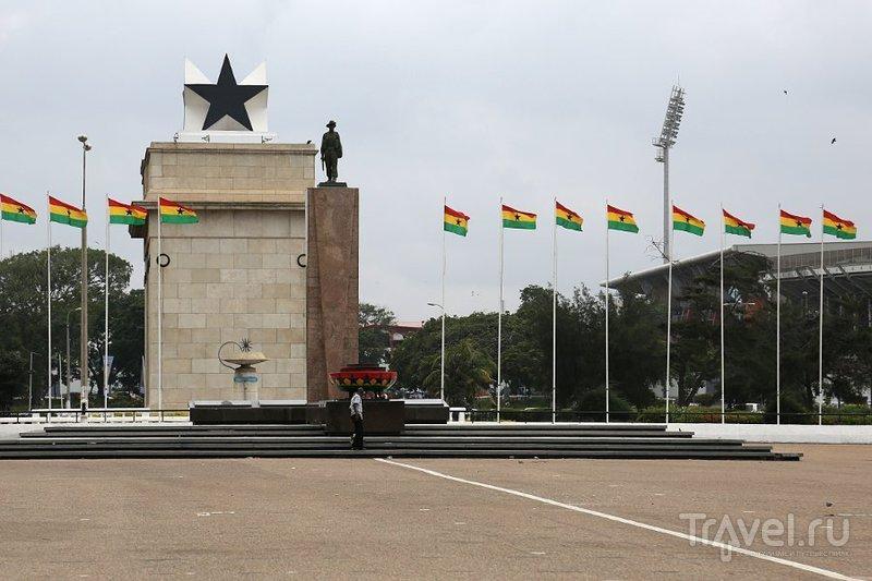 Гана: Аккредитация / Фото из Ганы