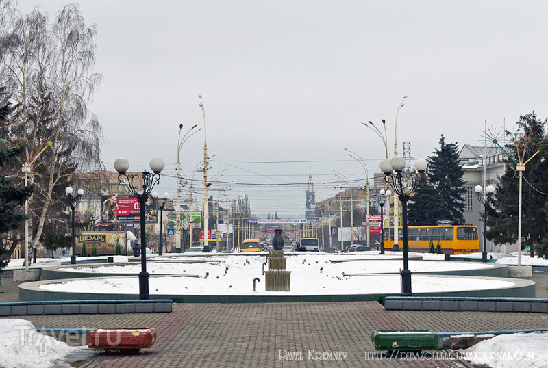 Город волков и братков / Россия