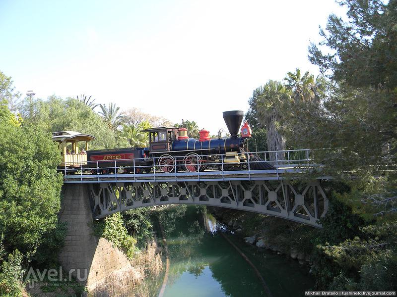 Парк Порт Авентура / Испания