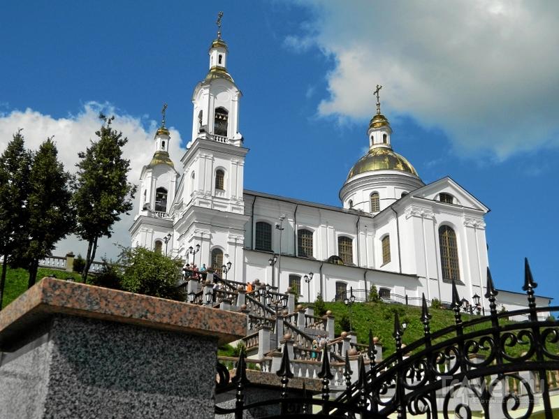 Успенский собор в Витебске, Белоруссия  / Фото из Белоруссии