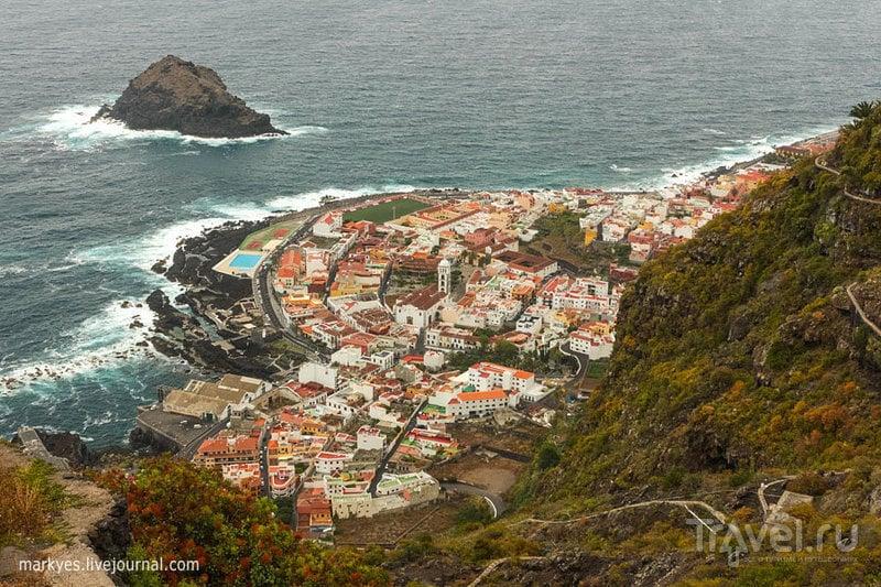 В городе Гарачико на острове Тенерифе, Испания / Фото из Испании