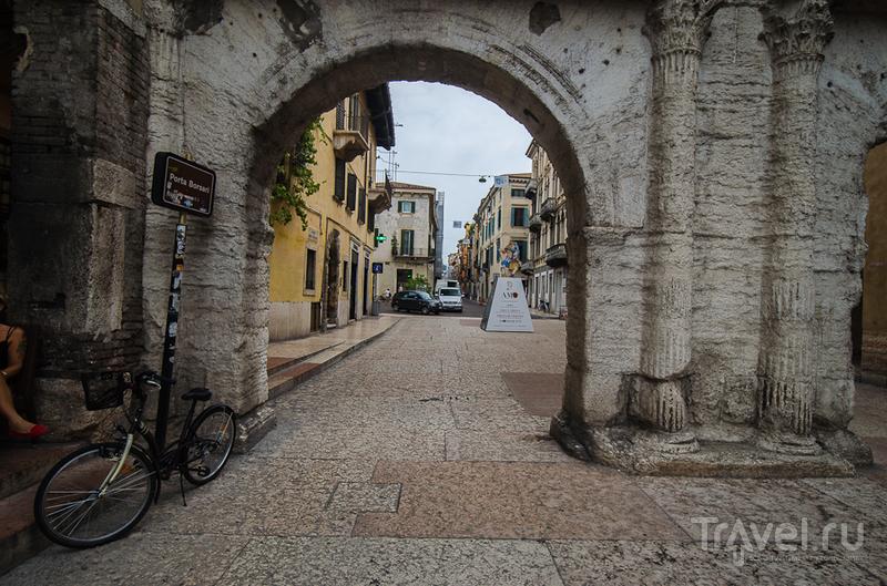 Город вечной любви - Верона / Фото из Италии