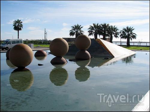 В городе Фару, Португалия / Фото из Португалии