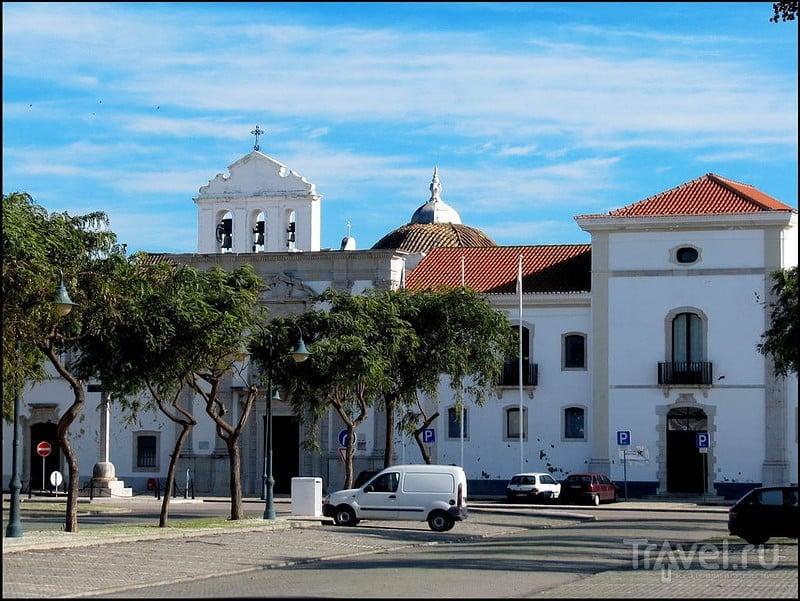 Igreja de Sao Francisco в Фару, Португалия / Фото из Португалии