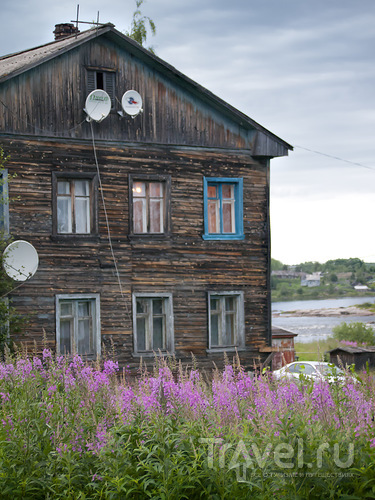 В городе Кемь, Россия / Фото из России