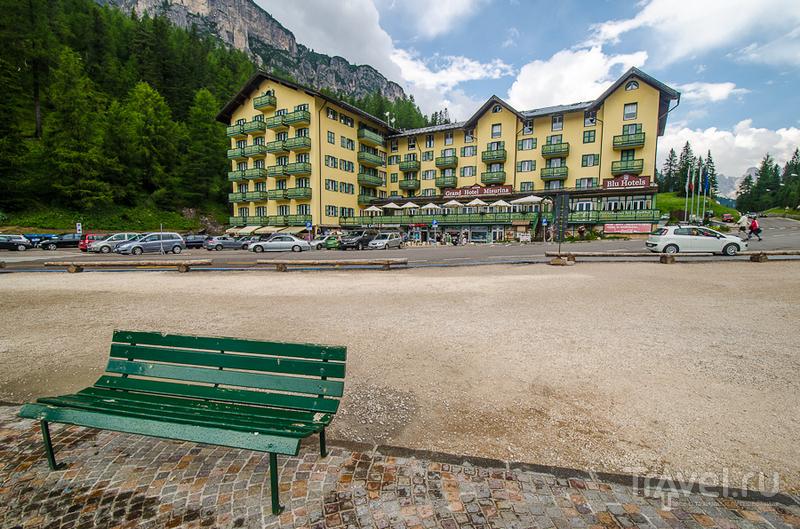 Гостиница Grand Hotel Misurina, Италия / Фото из Италии
