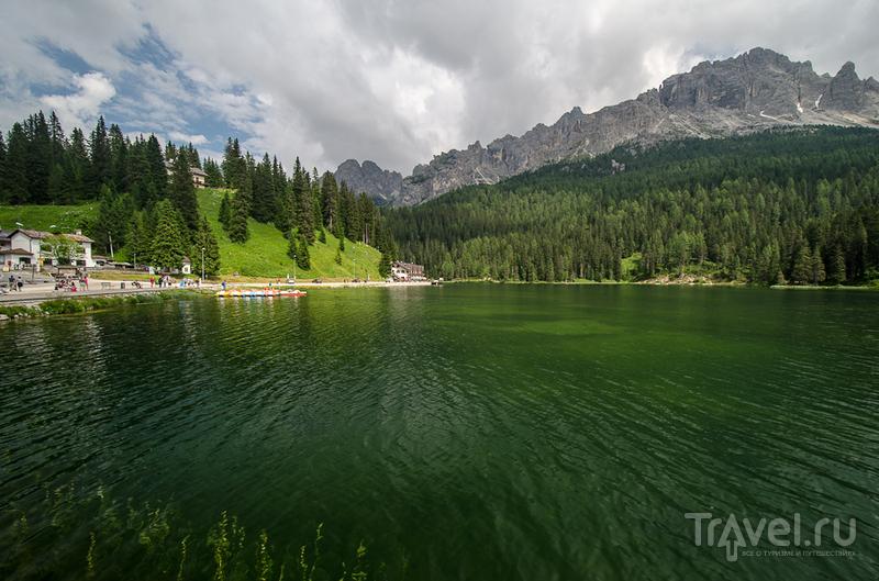 Отличная неделя в прекрасной Италии. Озеро Мизурина / Фото из Италии