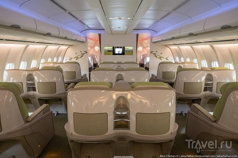 Как выбрать правильное место в самолете