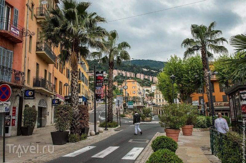 В городе Грас, Франция / Фото из Франции