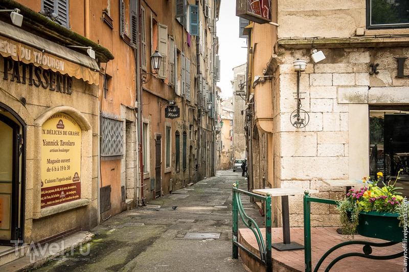 Европейское турне. Грас и Ницца / Фото из Франции