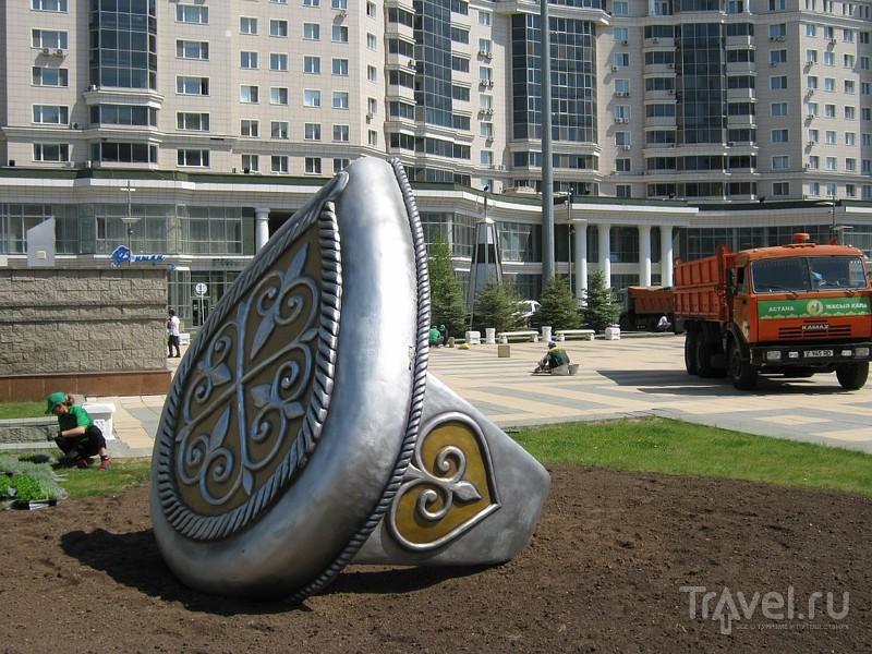 Поездка в Астану / Фото из Казахстана