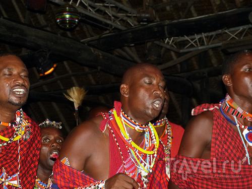 Люди в красном. Масаи / Кения